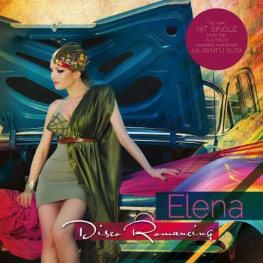 Elena - Disco Romancing (Maxi)
