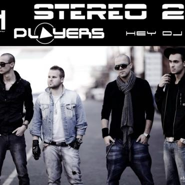 Stereo 2.0 Feat. Players - Hey Dj (Maxi)