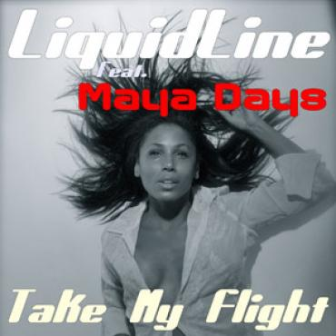LiquidLine feat Maya Days - Take My Flight