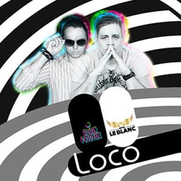 Otto Le Blanc & Alain Prideux - Loco