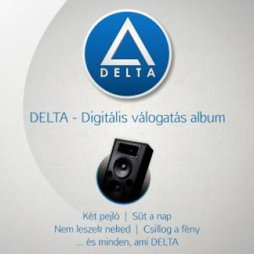 Delta - Digitális Válogatás / Album /