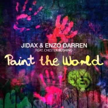 Jidax & Enzo Darren - Paint The World