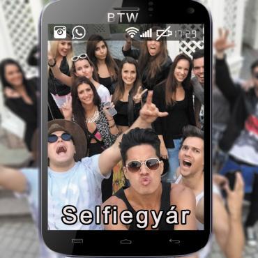 ByTheWay - Selfiegyár