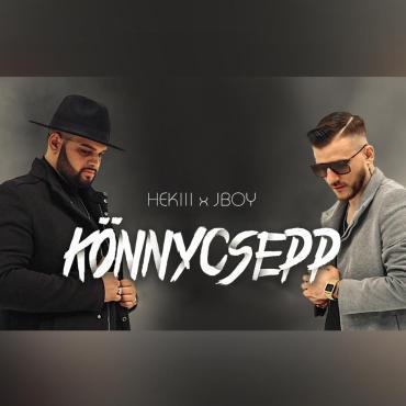 Hekiii & Jboy - Könnycsepp