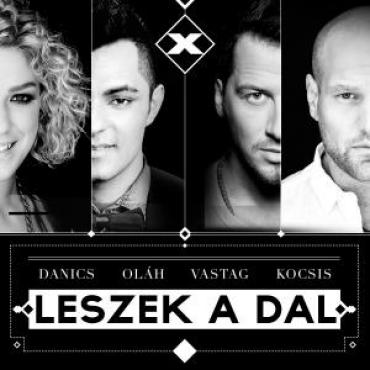 Danics, Kocsis, Oláh, Vastag - Leszek a dal