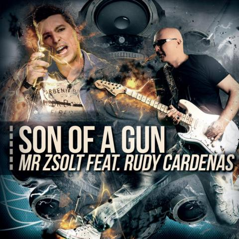 Mr Zsolt feat. Rudy Cardenas - San of a gun