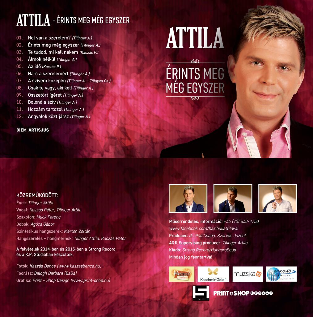 Attila - Érints meg még egyszer